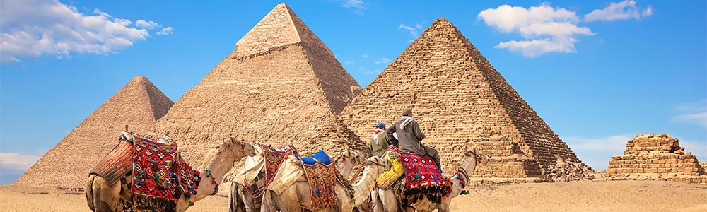 Tour Itinerary:Day Trip to Pyramids from Cairo