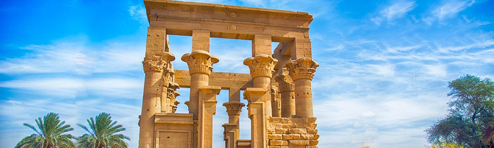 Tour Itinerary:Aswan Sightseeing Tour